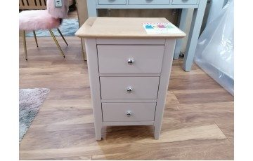 Clearance - Normandy Painted Large Bedside