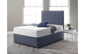 Total Comfort 1000 4ft Pocket Memory Divan Set
