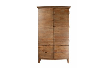 Bonaire Large Double Wardrobe