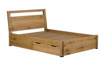 Miami 6ft Superking Solid Hardwood Bedstead