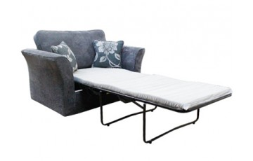 Buoyant Astoria Upholstered Sofa Bed - Any Colour - 80cm Mattress