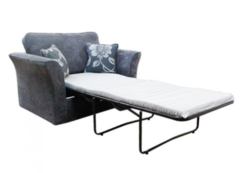Buoyant Astoria Upholstered Sofa Bed Any Colour 80cm