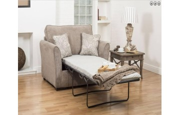 Buoyant Fairfield Upholstered Sofa Bed - Any Colour - 80cm Mattress