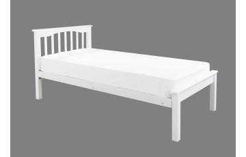 Saffron 3ft Hardwood Low Footend Bed Frame