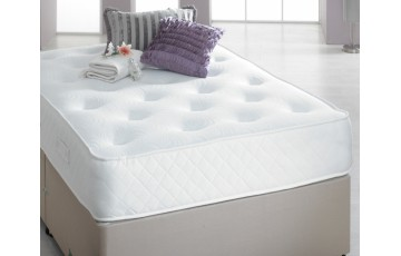 Balmoral Open Coil Sprung 2ft6 Small Single Mattress