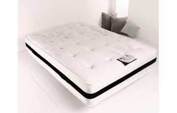 Buckingham 1000 4ft6 Pocket Sprung Mattress