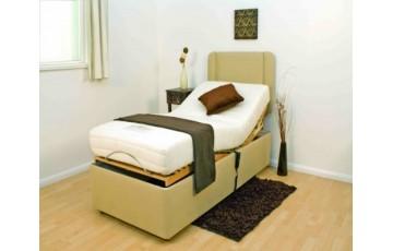 Furmanac Mibed 2ft6 Delia Electrically Adjustable Bed