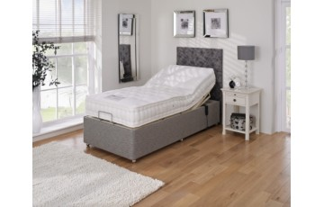 Furmanac Mibed Malvern 4ft6 Electrically Adjustable Bed