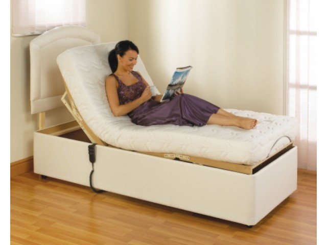 Furmanac Mibed Panama 4ft6 Electrically Adjustable Bed
