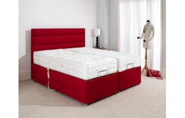 Furmanac Mibed Pure 6ft (2 x 3ft linked) Electrically Adjustable Bed