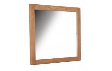 Hastings Solid Rustic Oak Mirror