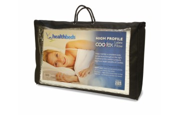 Healthbeds Talalay Latex Cooltex Pillow
