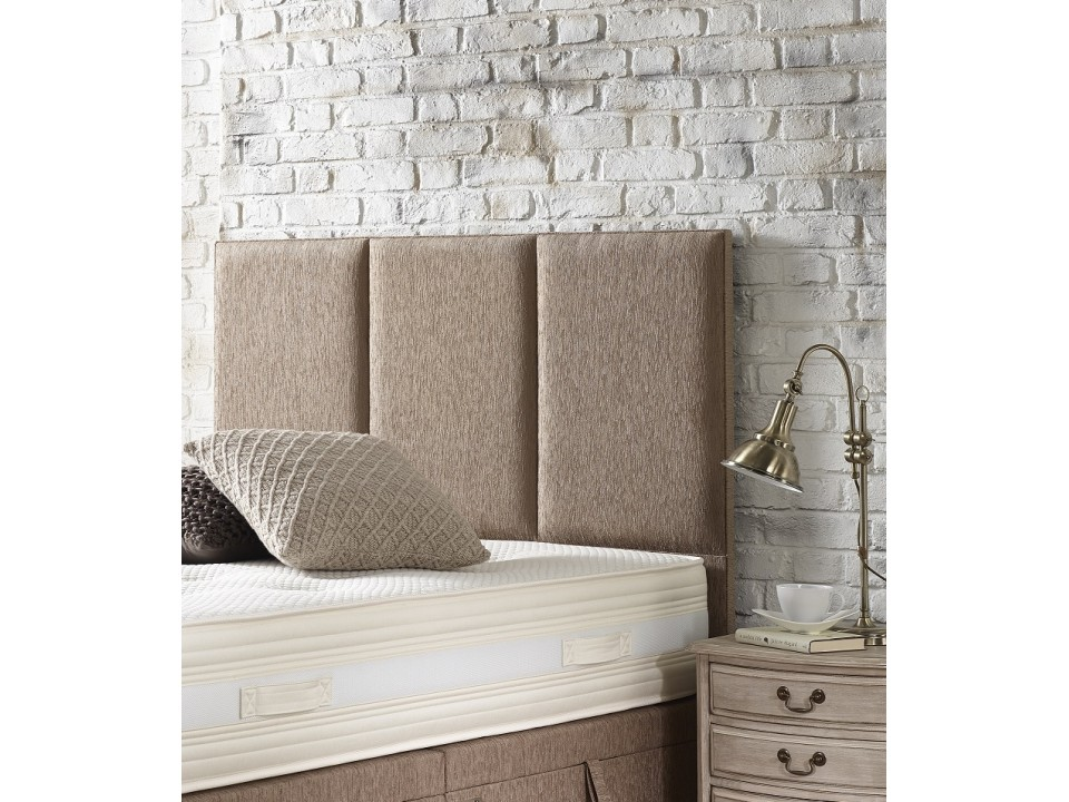 3 Panel Floor Standing Designer Headboard 6ft Super King Size