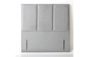 3 Panel Floor Standing Designer Headboard 4ft6 Double