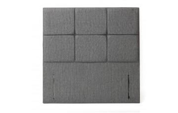 6 Panel Floor Standing Designer Headboard 4ft6 Double