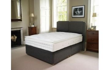 Kensington 4000 5ft Pocket Sprung Pillow Top Divan Set