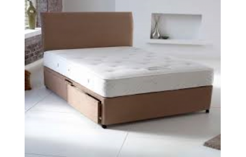 Classic Cashmere 1000 Pocket Memory 4ft6 Divan Set