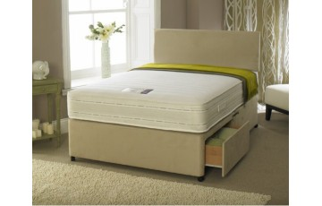 Supreme Vascoe 1000 4ft Divan Set