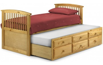 Hamilton Cabin Bed in Antique