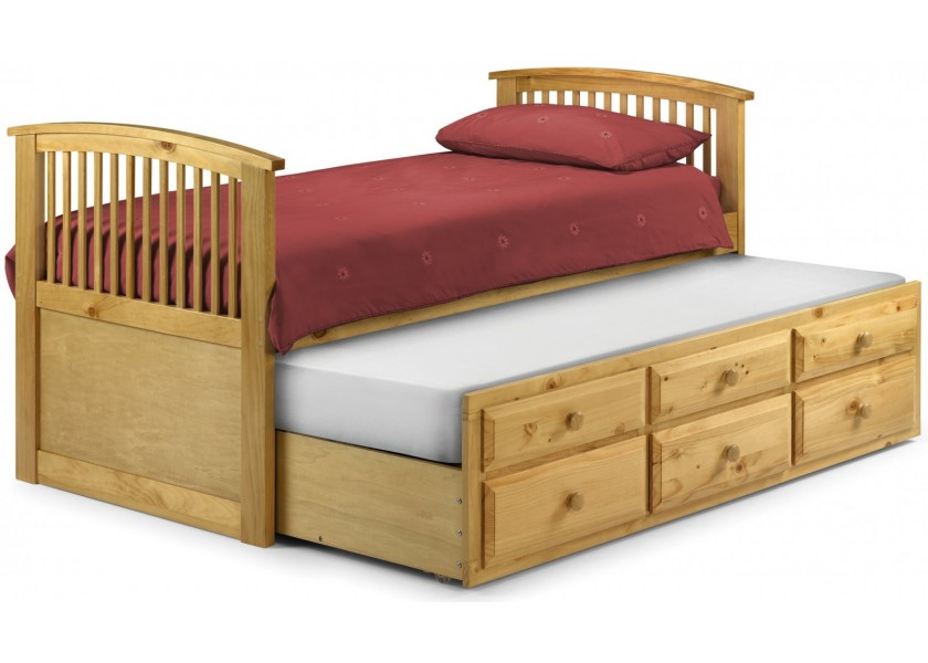 Hamilton Cabin Bed in Antique
