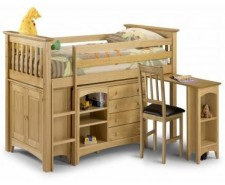 Madrid Cabin Bed