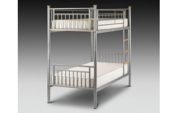Atlantis 3ft Metal Bunk Bed
