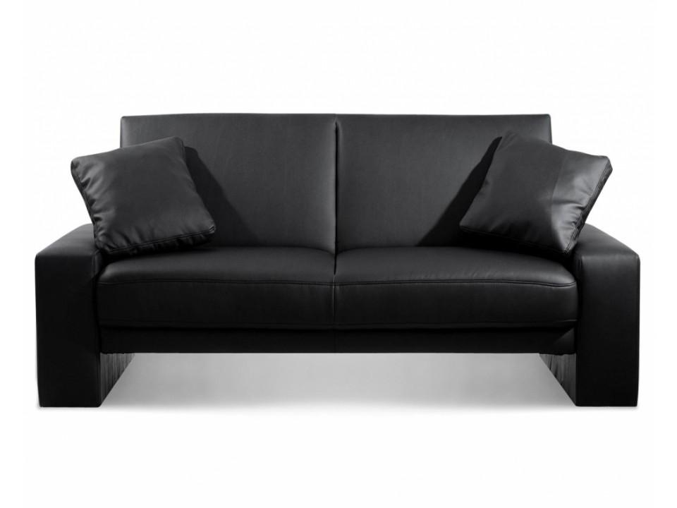 Supernova Faux Leather Sofa Bed
