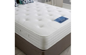 Pocket Tencel Deluxe Duo 3ft Single Mattress