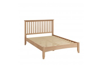 Gianno Oak 5ft Bedframe