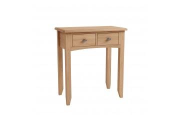 Gianno Oak Dressing Table