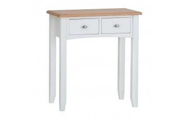 Georgia Oak Painted Dressing Table