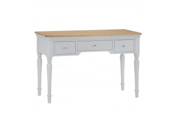Mila Oak Painted Dressing Table