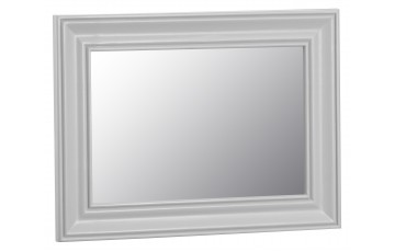 Trieste Grey Oak Painted Small Wall Mirror