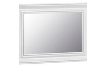Trieste Oak Painted Small Wall Mirror