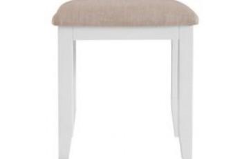 Trieste Oak Painted Dressing Table Stool