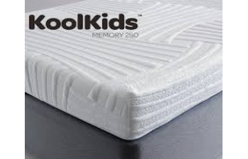 Koolkids 2ft6 Memory Mattress