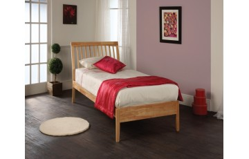 Amy 4ft6 Solid Hardwood Bed Frame