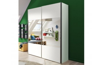 Nolte Möbel Express Four You Sliding Wardrobe - Fully customizable - Available in High Gloss finish