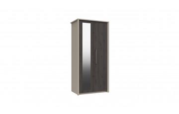 Bari 2 Door Robe W/ Mirror