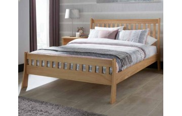 Chianti Oak 4ft6 Bed Frame