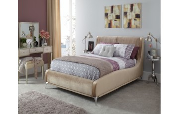 Fiona 5ft Upholstered Bed Frame
