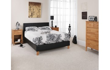 Trent 6ft Leather Bed Frame