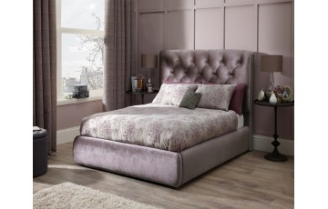 Arcadia 4ft6 Upholstered Bed Frame