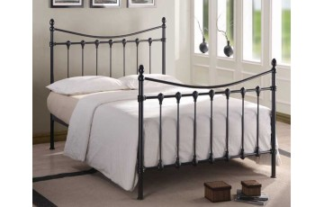 Fairview Metal 5ft Bed Frame - Next Day Delivery