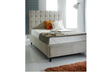 Carolina Upholstered 4ft6 Double Size Bed Frame